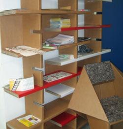 Enzis blog mobili di cartone enzis blog home inutility fashion design - Mobili in cartone design ...