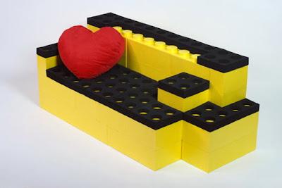 Lunablocks: arredamento simil lego home inutility & fashion design