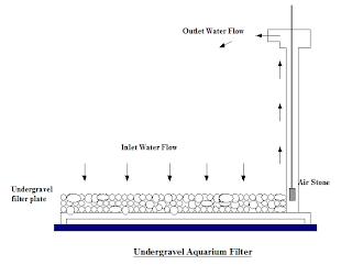 undergravel aquarium filter