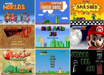 Via Celular Mario Bros Juegos Para Celular