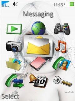 temas celular sony ericsson w580i gratis
