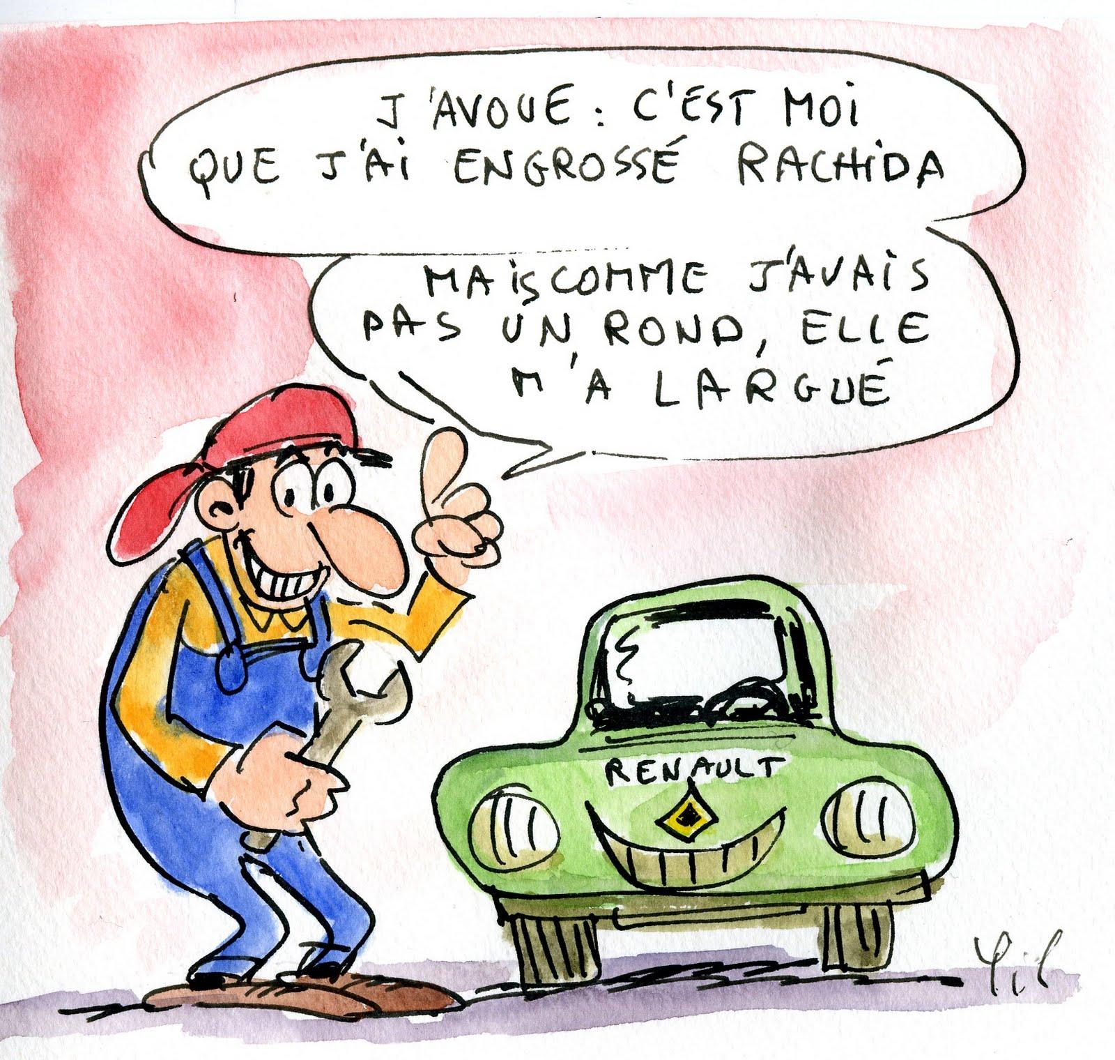 La mouche Ducoche: Rachida Dati refait la une de Paris ...