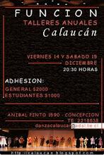 Talleres anuales Calaucan