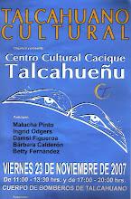 Afiche Evento en Puerto