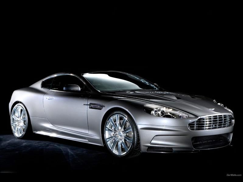 Gambar Foto Modifikasi Spesification Aston Martin Vanquish Wallpapers