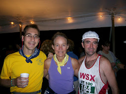 before the start of the VT 100 miler