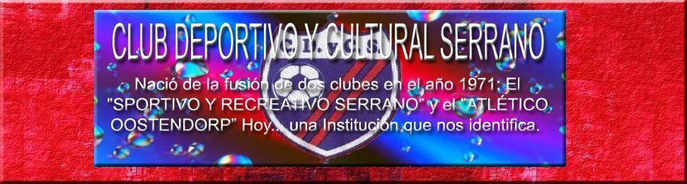 Club Deportivo y Cultural Serrano