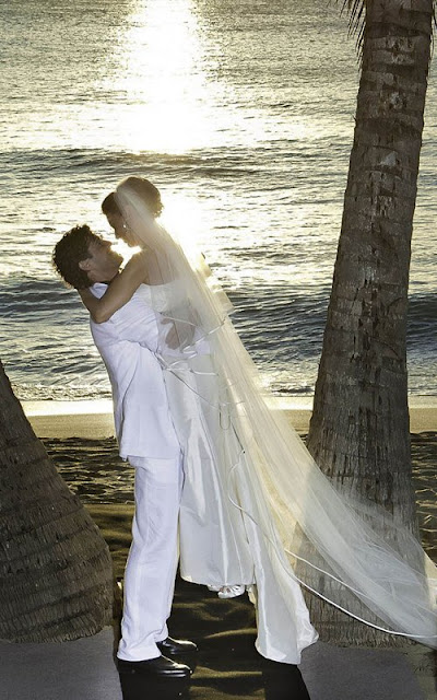 Shania Twain marrying Frederic Thiebaud on New Year's Day in Rincon