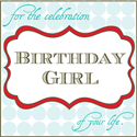 Birthday Girl Blog