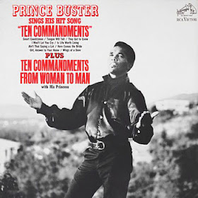 Discussions Magazine Music Blog: PRINCE BUSTER/Ten