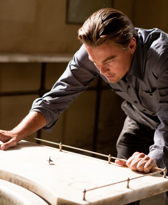 Inception Wedding Ring Theory