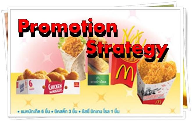 Promotion Strategy