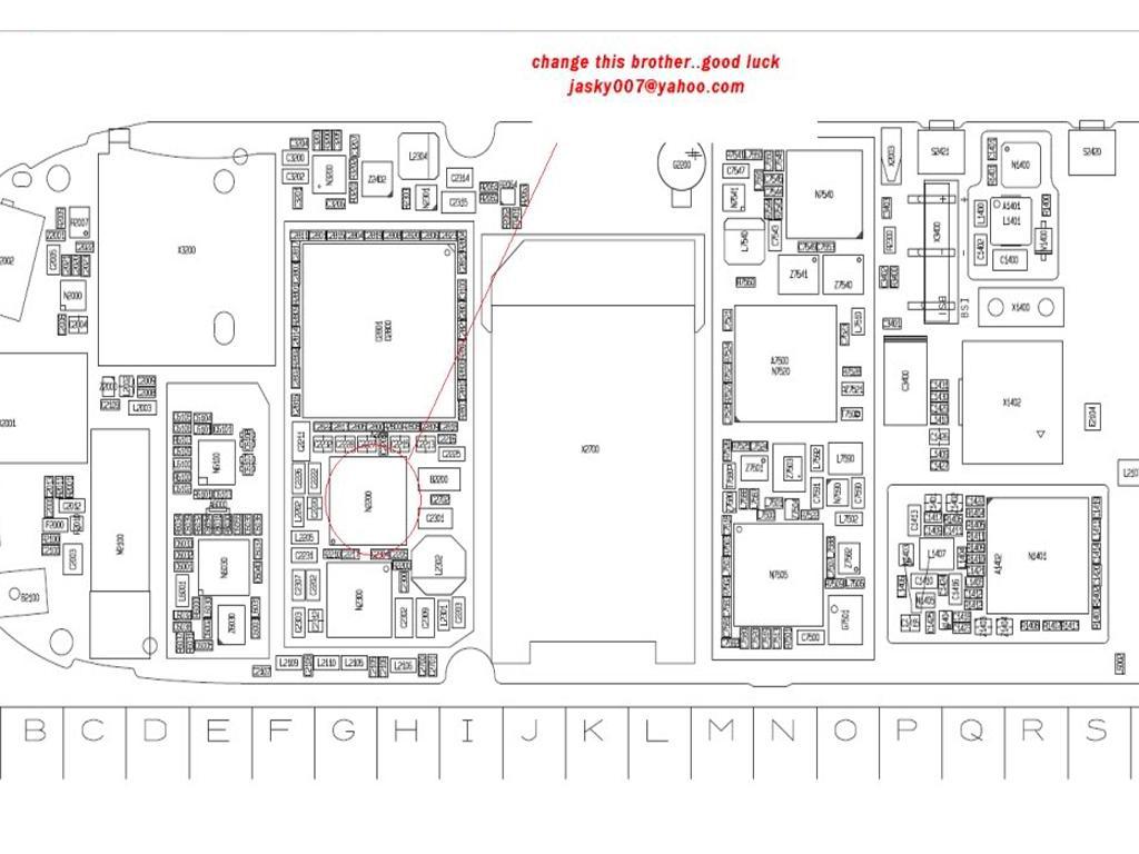 nokia 3110c schematic diagram