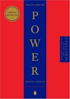 The 48 laws of power by Robert Greene