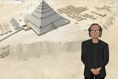 Le myst re des pyramides be virtual for Architecte de pyramide