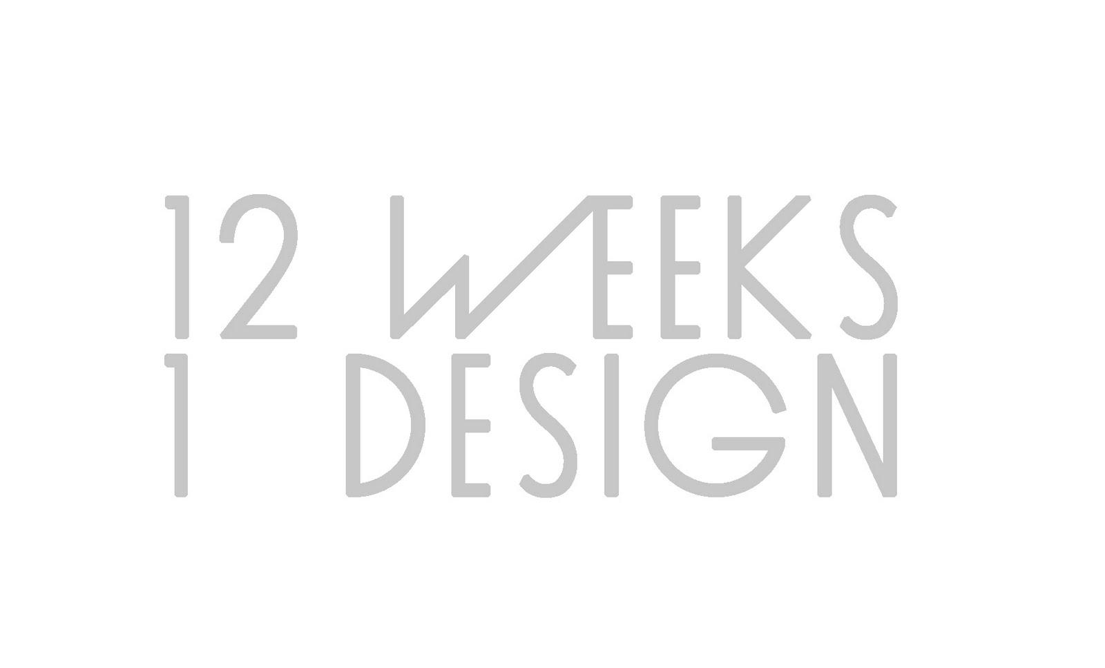 12 Weeks 1 Design 029 Justification Of Form Solid Void