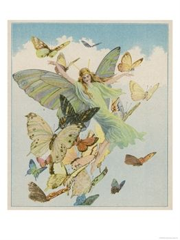[10010264~Fairy-Flying-with-Butterflies-Posters.jpe]