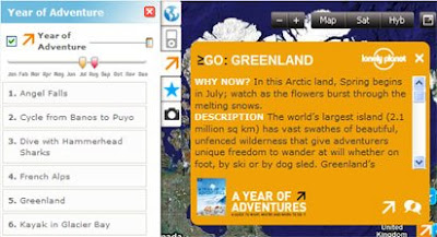 Gapyear map screenshot