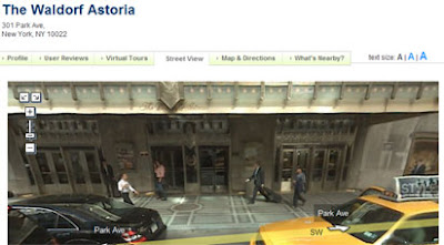 screen shot of NYC.com