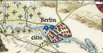 Historical Maps on Google Maps