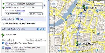 Maps Mania: More Indian Cities Get Google Transit on google guangdong map, google paris map, google world map, google mexico city map, google jakarta map, google hyderabad map, google tehran map, google tamil nadu map, google pune map, google washington map, google bombay map, google uttarakhand map, google nagaland map, google kashmir map, google kuala lumpur map, google dubai map, google andhra pradesh map, google bangkok map, google moscow map,