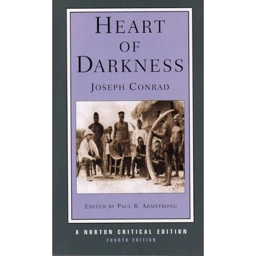 The theme of human nature in heart of darkness by joseph conrad