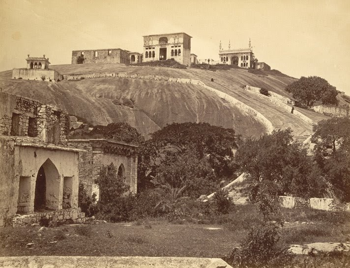 Photo Rock Secunderabad Old Pictures
