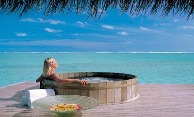 Fashion Island Hotels on Maldives Rangali Island     Lu Meilleur H  Tel De L Oc  An Indien