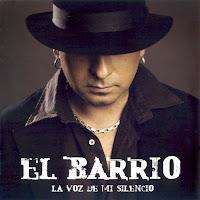 Caratula El Barrio - La Voz De Mi Silencio
