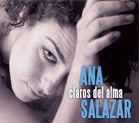 caratula Ana Salazar - Claros Del Alma
