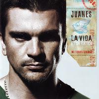 Portada del disco Juanes La Vida Es Un Ratico en Caratuleo.com