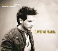 caratulas David DeMaría - La Fuerza De La Voluntad. Grandes Éxitos en caratuleo