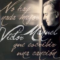 Víctor Manuel - No Hay Nada Mejor Que Escribir Una Canción CARATULAS | TAPAS | COVERS CARATULEO