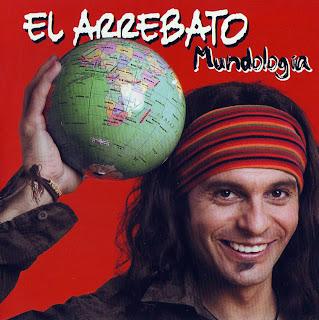 caratula frontal para ipod de El Arrebato - Mundología