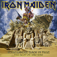 caratula frontal para ipod Iron Maiden Somewhere Back in Time: The Best of 1980-1989