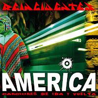carátula frontal y portada ipod de Reincidentes - America, Canciones de Ida y Vuelta