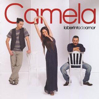 CARATULA FRONTAL y Ipod de Camela - Laberinto De Amor