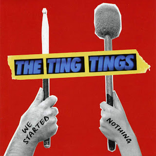 caratula front cover ipod The Ting Tings - We Started Nothing