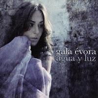 caratula frontal ipod Gala Évora - Agua y Luz