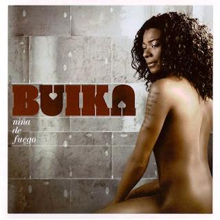 caratula frontal ipod buika niña de fuego front cover