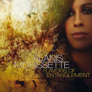 caratula frontal Alanis Morissette - Flavors of Entanglement ipod y caratulas interiores