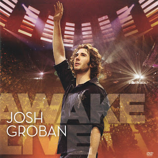 caratula frontal Josh Groban - Awake Live (2008) descárgatela para ipod