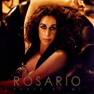 caratula frontal ipod Rosario - Parte de Mí