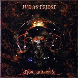 Judas Priest Nostradamus CARATULAS para ipod