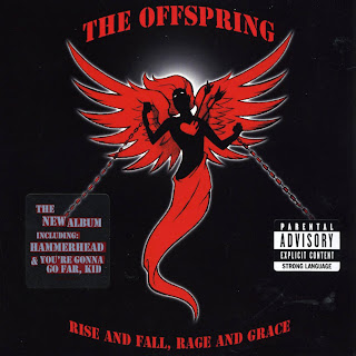 caratula frontal para ipod de The Offspring Rise And Fall, Rage And Grace