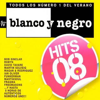 Blanco y Negro Hits 08 Caratulas Portada ipod frontal tapa covers