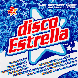 caratula frontal Disco Estrella Vol. 11 ipod cover