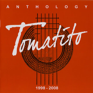 Tomatito Anthology 1998-2008 caratulas frontal e ipod