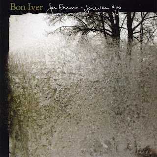 Bon Iver For Emma Forever Ago ipod front cover caratula