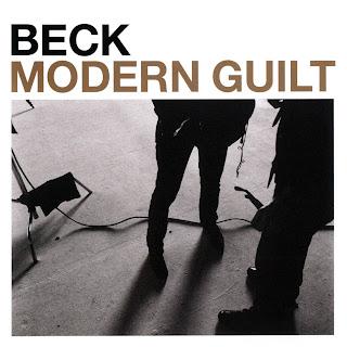 caratula frontal e ipod de Beck - Modern Guilt